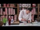 Caldo de berberechos Cuca con los raviolis naturales por Pepe Solla - 2013